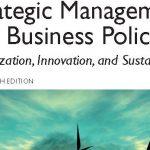 رشته مدیریت استراتژیک و سیاستگذاری بازرگانی