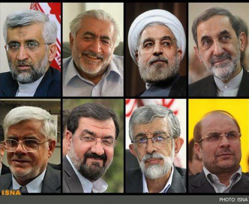 مدیریت و انتخابات ریاست جمهوری ۱۳۹۲